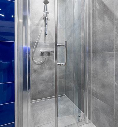 Walk in Bathroom Shower for Seniors