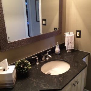 Bathroom remodeling vanities burlington