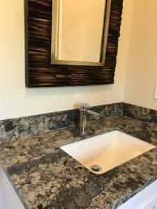 Bathroom renovating vanities burlington