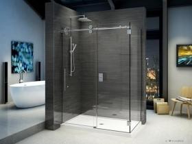 Galls Door Shower Bathroom Renovation Burlington Oakville