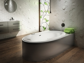 Master Bathroom Renovation Burlington Oakville