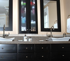 Two Sink Vanities