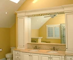 Master Bathroom Custom Vanities