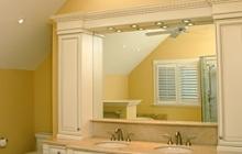 Master Bathroom Custom Vanities