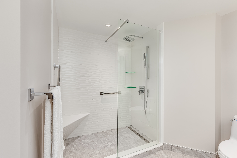 Bathroom  shower interior designs and renovations