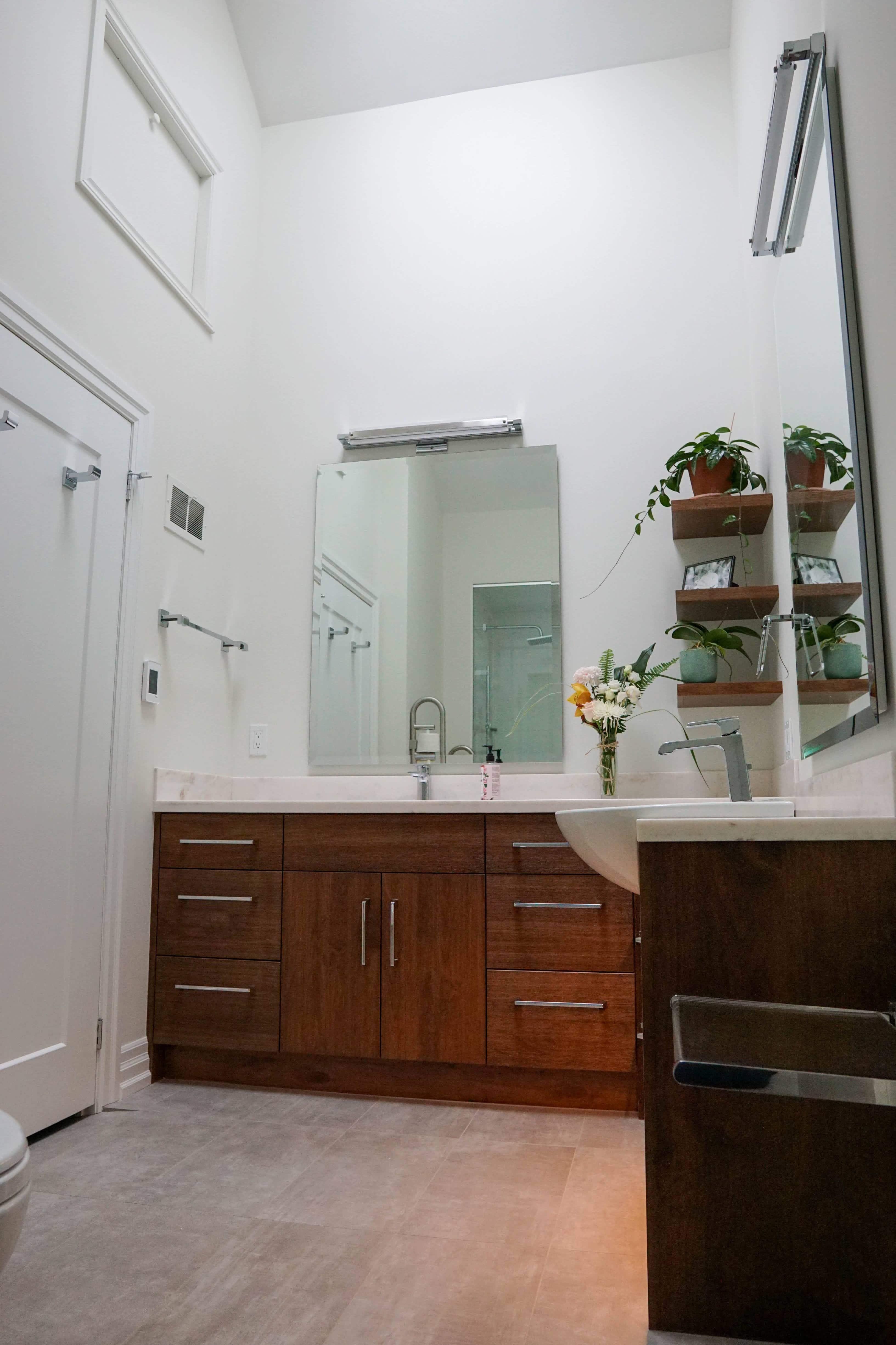 Bathroom designs and renovations