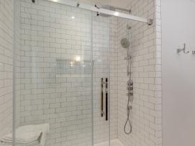 Glass Shower Doors Bathroom Remodel Burlington Oakville