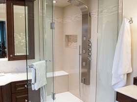 Hi-end Walk-in Shower