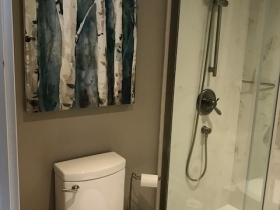 Small Bothroom Walk-in Shower