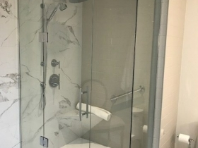 Glass Doors Shower