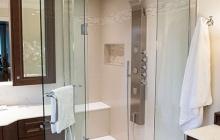 Hi-end Walk-in Shower