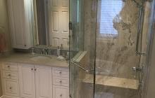 Walk-in Shower Small Bathroom