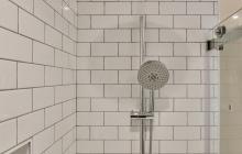 Simple Walk-in Shower