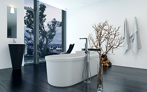 custom bathroom remodelling, bathroom design, burlington on