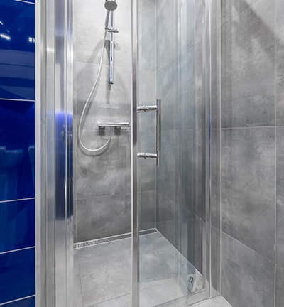 Walk in Bathroom Shower for Seniors