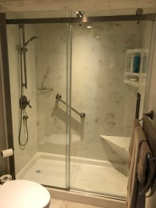 Walk in Showers Burlington, Oakville, Bathroom Remodeling