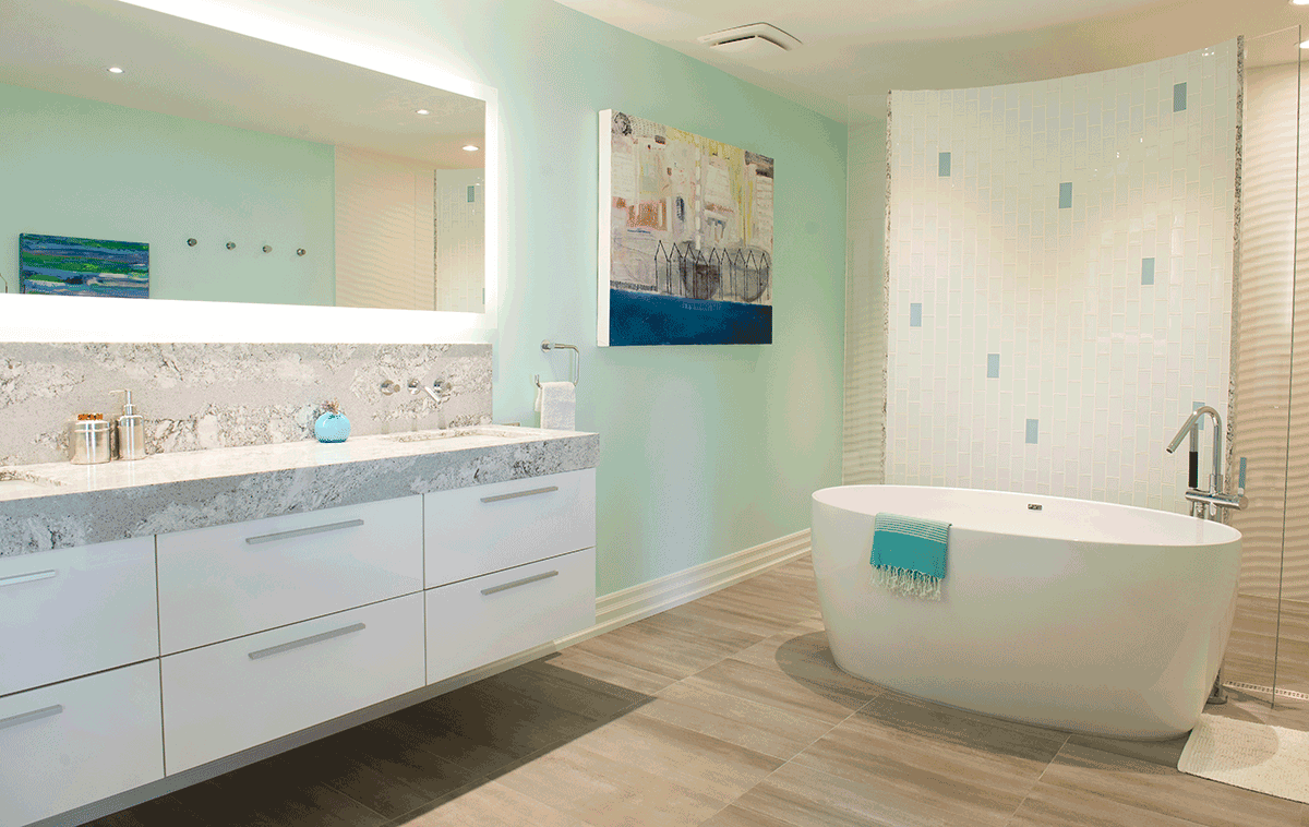 Master Bathroom Renovators Burlington