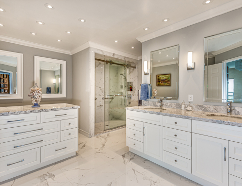 Burlington Bathroom Design and Renovations