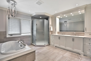 Master Bathroom Renovations Burlington