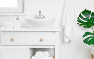6 Ways to Create More Bathroom Storage