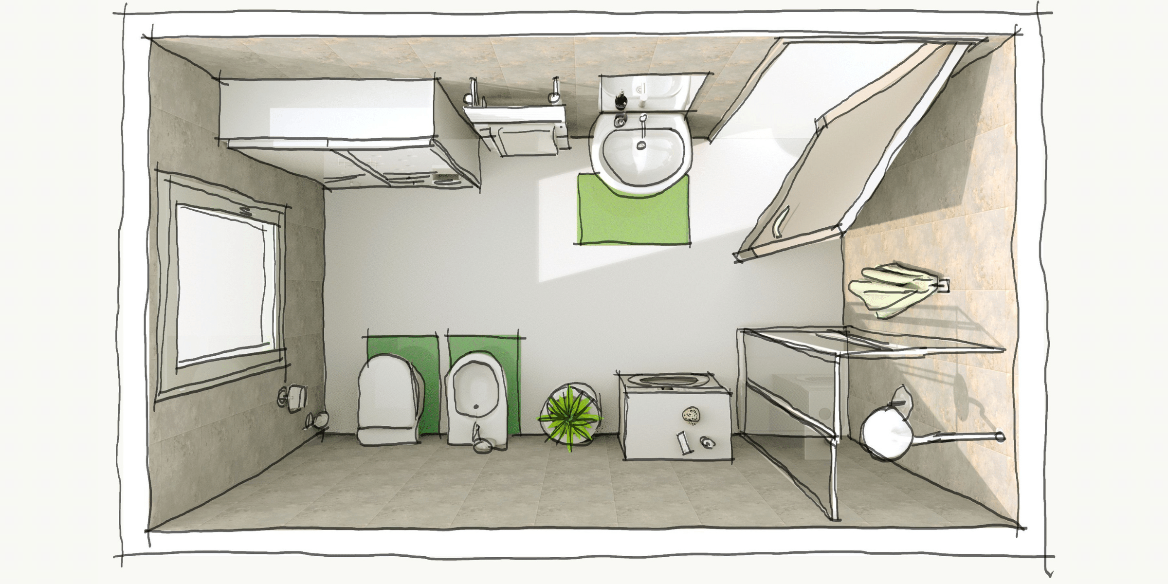 Tips for Designing Your Best Bathroom Layout