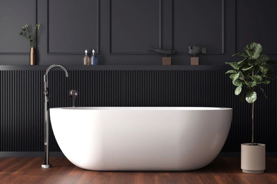 Are Freestanding Tubs a Passing Fad or a Bathroom Must-Have